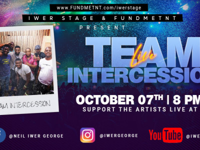 Iwer Stage: Team Intercession
