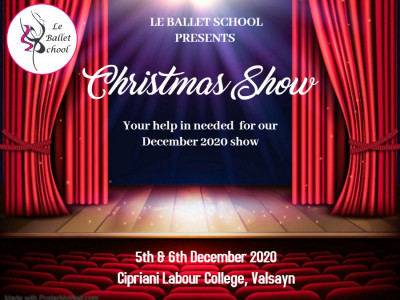 School Show -Support Us