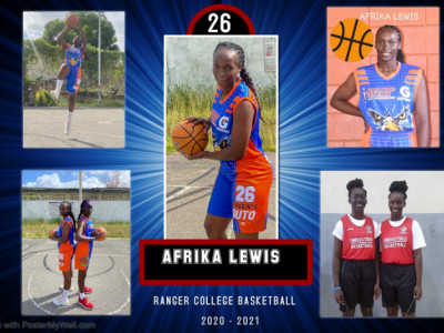 Basketball Scholarship to Ranger College, Texas, U.S.A
