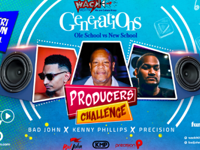 Generations - Producers Challenge