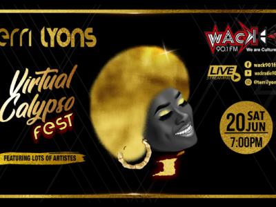 Terri Lyons Virtual Calypso Fest