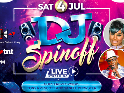 WACK DJ Spinoff ft. Sanell & Tony P