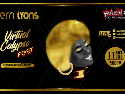 Terri Lyons Virtual Calypso Fest 2.0