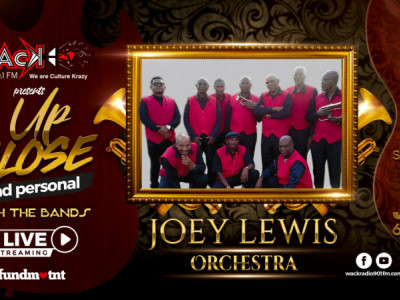 Up Close ... and Personal: Joey Lewis Orchestra