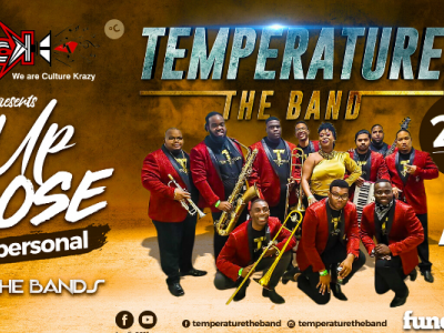 Up, Close...and Personal: Temperature the Band