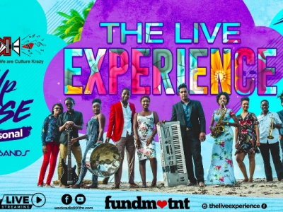 Up, Close...and Personal: The Live Experience