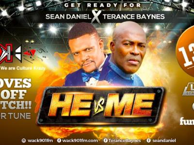WACK Rematch - He vs Me (Sean Daniel vs Pastor Terrance Baynes)
