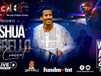 WACK 90.1fm presents Joshua Regrello in Concert
