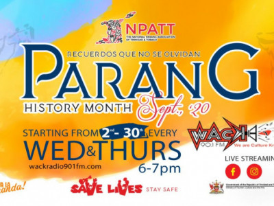NPATT presents Parang History Month