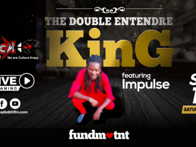 WACK presents The Double Entendre King ft Impulse