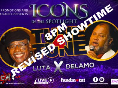 ICONS: Luta & Delamo