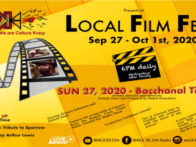 WACK Local Film Fest - Bacchanal Time