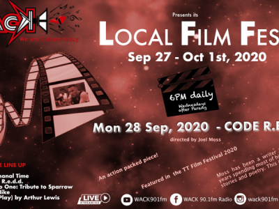 WACK Local Film Fest - Code R.e.d.d