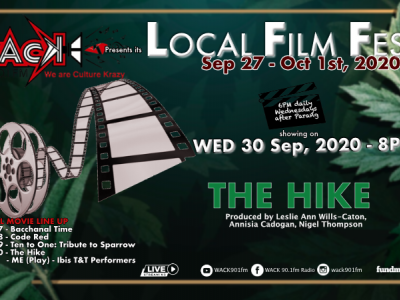WACK Local Film Fest - The Hike