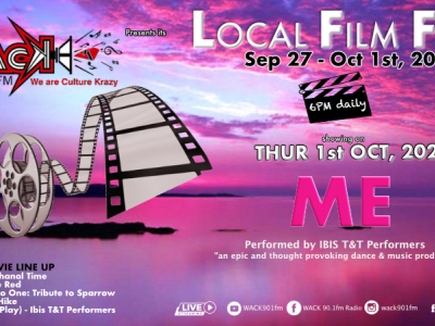 WACK Local Film Fest - ME by IBIS Tnt Performers
