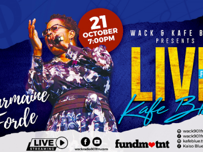 Live from Kafé Blue with Charmaine Forde