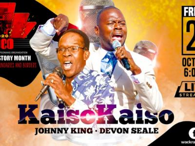 Tuco Calypso History Month: Kaiso Kaiso - Johnny King & Devon Seale