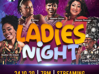 Calypso Fest presents Ladies Night