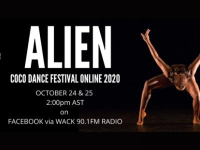 COCO Dance Festival 2020: ALIEN