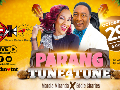 Parang Tune 4 Tune - Marcia Miranda vs Eddie Charles