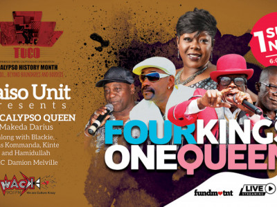 Kaiso Unit presents 2020 Calypso Queen