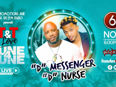 WACK / TLB presents - Tune 4 Tune Gospel - D Messenger & D Nurse