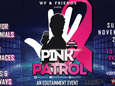 WP & Friends - Pink Patrol - a Cancer Edutainment Event