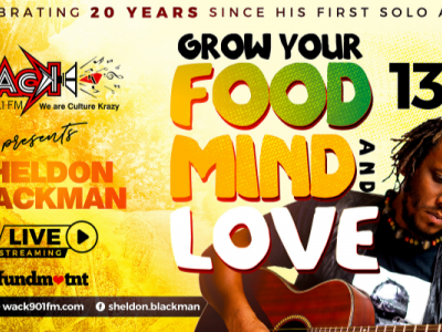 Sheldon Blackman  - Grow Your Food Mind & Love