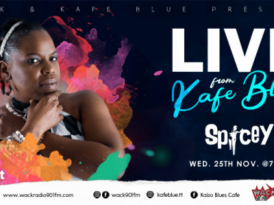 Live from Kafé Blue: SpiceY