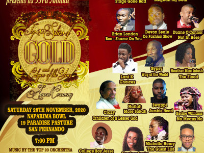NACC - Top 20 Stars of Soca Gold Awards