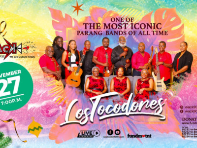 WACK presents Los Tocadores