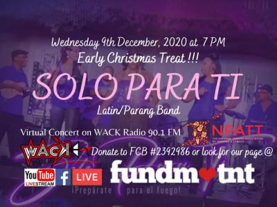 WACK presents Solo Para Ti