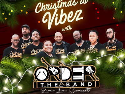 Calypso Fest Presents Christmas is Vibes ft Order the Band