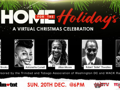 Home for the Holidays - A Virtual Christmas Celebration