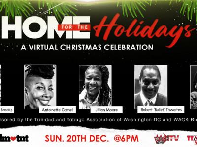 Home for the Holidays - A Virtual Christmas Celebration