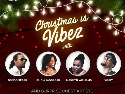 Calypso Fest Presents Christmas is Vibes 2.0