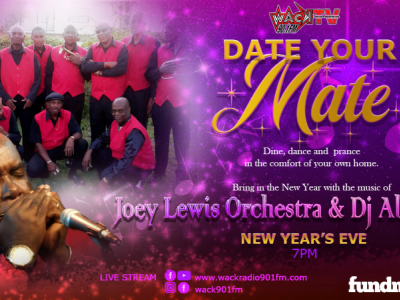 Date Your Mate - Joey Lewis Orchestra & Alpha B