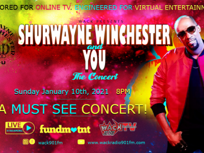 Shurwayne Winchester and You - The Concert