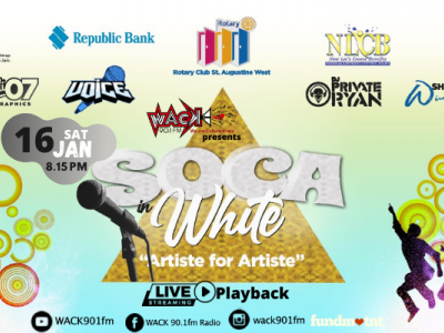Soca in White - Artiste for Artiste
