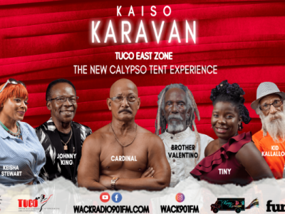 Kaiso Karavan - Tuco East Zone Calypso Tent