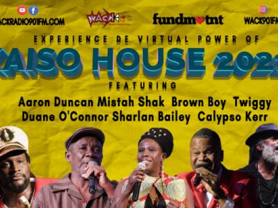 Kaiso House - Feb 04, 2021