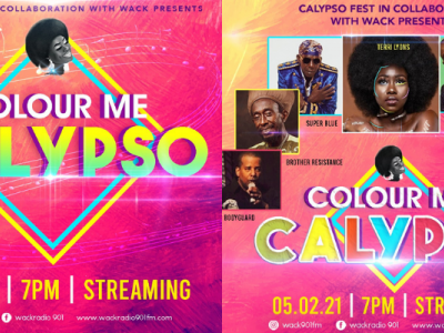 Calypso Fest presents Colour Me Calypso