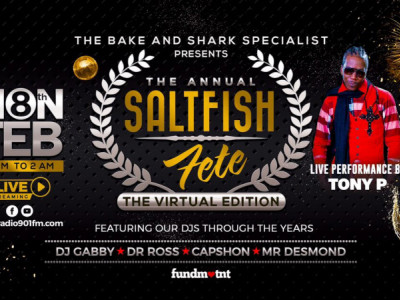 The Annual Saltfish Fete - The Virtual Edition