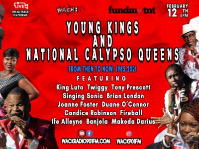 Young Kings & National Calypso Queen