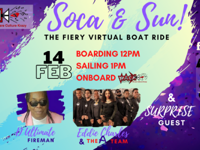 Soca & Sun - The Fiery Virtual Boat Ride