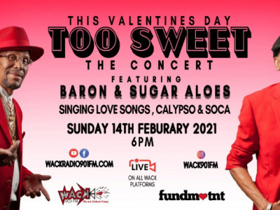 Too Sweet The Concert ft Baron & Aloes