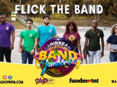 Caribbean Band Jamboree - Flick The Band