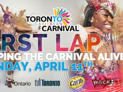 Toronto Carnival First Lap