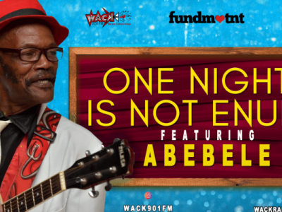 One Night is Not Enuff  ft Abebele