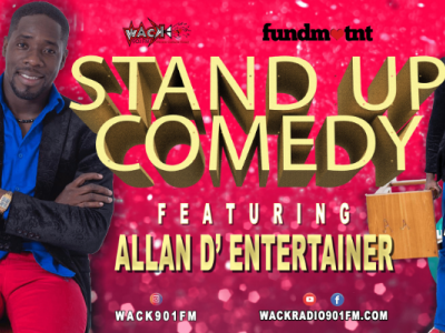 Stand Up Comedy ft Allan D' Entertainer